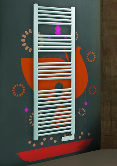 elektrische handtuchtrockner wandkonvektoren. Black Bedroom Furniture Sets. Home Design Ideas