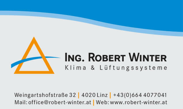 Ing. Robert Winter
